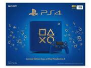 Sony Playstation 4 Slim 1tb Console - Days Of Play Blue System Bundle [ps4] New
