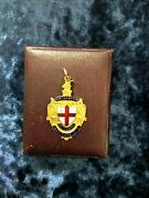 1913 Great Britain 192miles 12 Hours Gold Medal Northampton Polytechnic Cycling