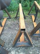 Industrial Metal Holding 72 Inch Width,33 Inch Height, Extremely Heavy Duty,