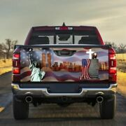 911 Flag The Heart Never Forgets The Memories Within Patriot Day Tailgate Decal