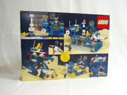 Vintage 1984and039 Lego Inter-galactic Command Base 6971