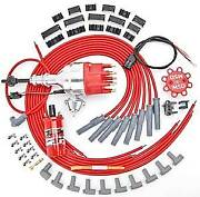 Msd Ignition 8383k Ready-to-run Ignition Kit