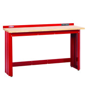 Craftsman 72-in W X 41.25-in H Wood Work Bench