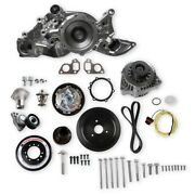 Holley 20-182p Ls Premium Mid-mount Race Accessory Drive Kit Fits All Ls Engines