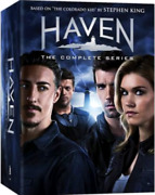 Haven The Complete Series Dvd 2016 24-disc Set