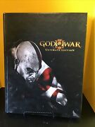 God Of War 3 Ultimate Edition Strategy Game Guide Book Hardcover