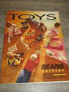 Vintage 1991-92 Sears Toys, Games, Sports And More Catalog - Great Shape