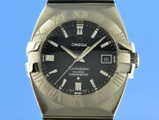 Omega Constellation Double Eagle Co-axial Automatik Vom Uhrencenter Berlin 21222
