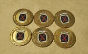 10th Mountain Division Light Infantry Military Challenge Coin Red Star