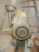 Vintage Briggs And Stratton Model Zz Engine Repair/parts 2engines 1wgear Reduction
