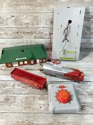 Vintage Bachman Ho Ez Track Accessory Kit With Power Pack