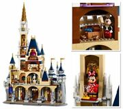Lego Disney Princess The Disney Castle 71040sold Out Limited Edition