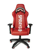 Sprayground Og Gaming Chair Vegan Leather Extremely Super Rare - Very Limited