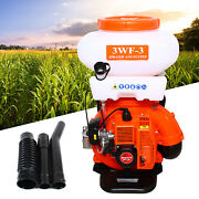 Backpack Gasoline Fogger Sprayer Mist Mosquito Insecticide 7500 R/min 14l 3wf-3