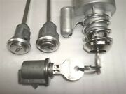 New Door And Glove Locks And Ignition Switch And Keys Willys Jeep Wagoneer J Commando