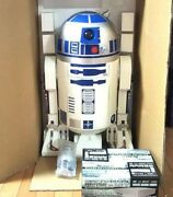 Star Wars Nikko R2-d2 1/2 Scale Dvd Projector 2007 Limited Open Box