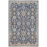 Transitional Area Rugs 100 Viscose Hand Knotted Low Pile For Home Decor