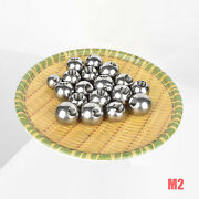 5mm 6mm 7mm 8mm 9mm 10mm-25mm Stainless Steel Ball M2 Threaded Bearings Rod Ends