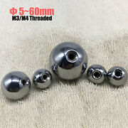 5mm 6mm 7mm 8mm 9mm 10-60mm Stainless Steel Ball M3 M4 Threaded Bearings Rod End