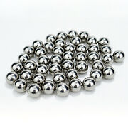 Silver 316l Stainless Steel Solid Beads Round Bearing Balls 3mm 4mm 5mm 6-38.1mm