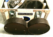 Mitchell 35mm Movie / Motion-picture Camera Film Magazines 4 400and039 Foot In Case