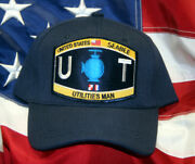 Utilitiesman Ut Rating Hat Patch Cap Us Navy Pin Up Uss Wowrh Us Navy Seabees