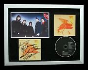 The Bravery+lp+cd+signed+framed+honest Mistake=100 Authentic+fast Global Ship