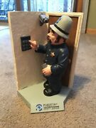 Pinkerton 25th Edition Annual Figurine Police Statue Sculpture Security Services