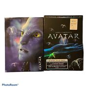James Cameron's Avatar 3-disc Dvd Set - Extended Collector's Edition - Complete