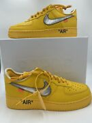 Off White Air Force 1 Lemonade Menandrsquos Size 13 | Free Same Day Shipping Dd1876-700