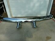 1953-1954 Packard Front Bumper With Bumper Guards Truly Superb 53 54