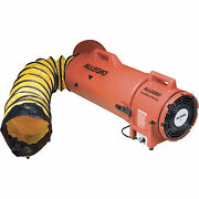 Allegro Industries Air Mover Ac Blower W/canister- 15ft Ducting Model 9533-15