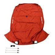 Sun Tracker Boat Mooring Cover 305699   Bass Buggy Signature 16 Red