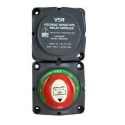 Skierand039s Choice 106246 Bep Boat Voltage Relay Module And Battery Switch