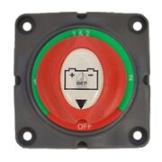 Bh Electronics Boat Battery Selector Switch 735-701sbnb   Bep 1-2-both