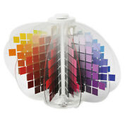 Japan Color Research Institute Color Solid12 Hues Acrylic Plate Chart Large Size