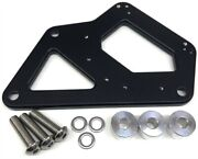 Collector Tethers 6600-300b Cylinder Head Coil Mount Bracket Big Block Chevy Mou
