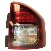 Crown Automotive 5272908ab Tail Light Assembly Incl. Bulbs And Wiring Harness Ri