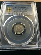 1875h Sd 5/5 Pcgs Graded Canadian Andcent5 Centef Details Cleanedcook Collection