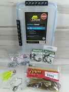 Plano Guide Series 3600 Waterproof Stowaway Clear Tackle Box Fishing Lures New