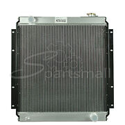 Old Version Water Tank Radiator Core Assy For Kato Excavator Hd700-7