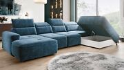 Pads Interior Design Function Sofa Bed Function Bed Box Storage Space Cosmo Xl
