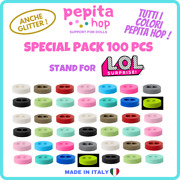 Pedestals Stand For Doll Lol Surprise 60 Pcs X 100 Pack Supply For Resellers