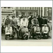 Dave Dee, Dozy, Beaky, Mitch And Titch 1960s Dezo Hoffmann Vintage Photograph Uk