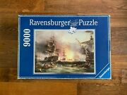 Ravensburger 9000 Bombardment Of Algiers Jigsaw Puzzle By Chambers