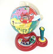 Little Einsteins Learn Discover Vtech Globe Educational Geography Interactive