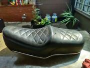 Honda Motorcycle Seat Black Pull Off A Cb900 Motorcycle