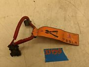 2018 Tesla Model S Awd Emergency Power Disconnect Cable Harness Wiring 101558500