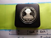 Sgt Alvin York Wwi Lt Murphy Wwii Most Decorated Heroes Rare Silver Coin Case