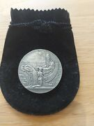Iceland Medal / Coin 1000 Years Althing Silver 10 Kronur 1930